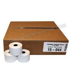 Thermal paper rolls at Cash Registers Online
